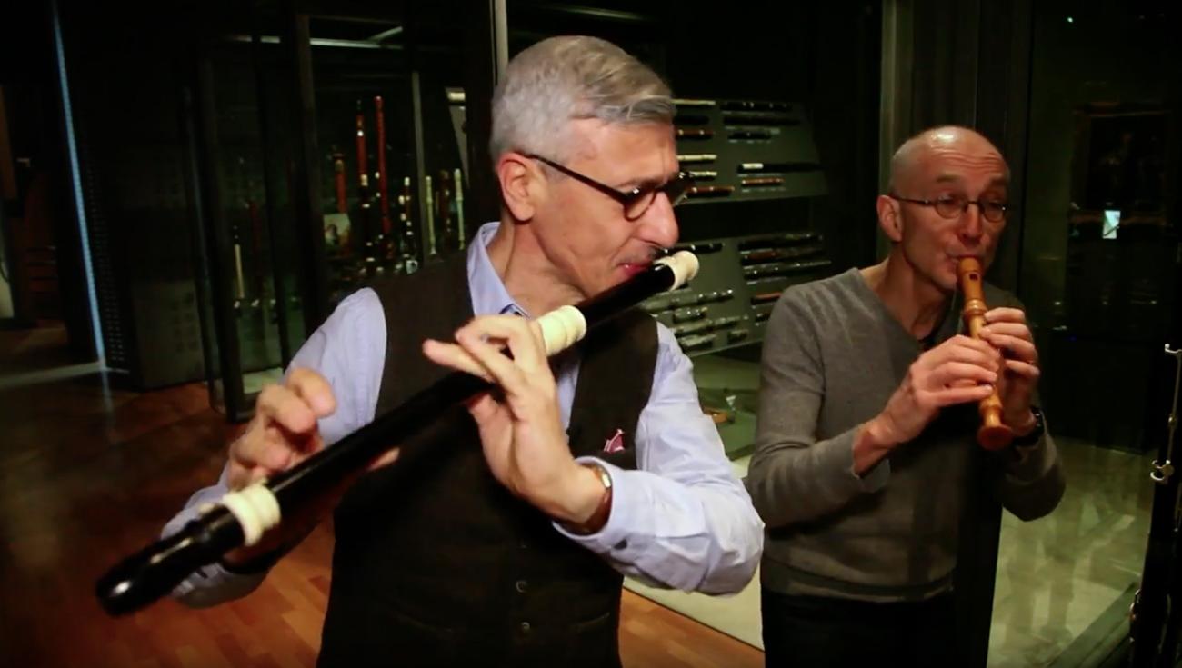 Serge Saitta Sebastien Marq flûte Musée Philharmonie 17