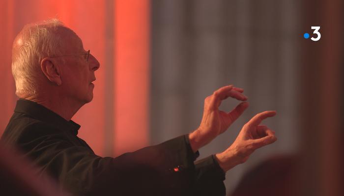 William Christie documentaire Art De Donner france 3