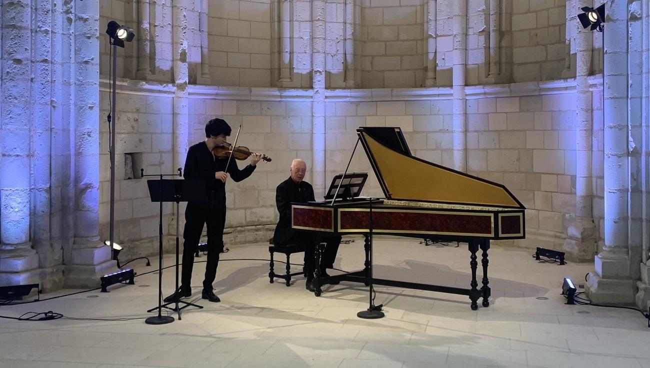 William Christie Theotime Sonates 2020 IMG 9226 Muriel Batier-header