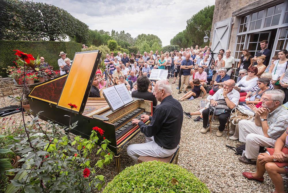 News dans les jardins de william christie videos of the - Festival dans les jardins de william christie ...