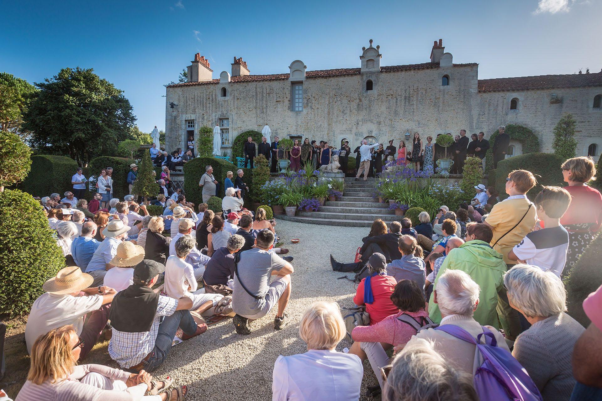 News dans les jardins de william christie a festival - Festival dans les jardins de william christie ...