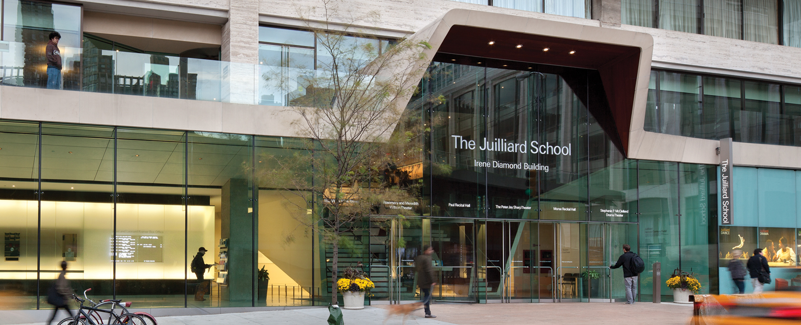 News William Christie Amp Paul Agnew At The Juilliard School